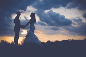 Hochzeit von G und B Feuerwerk