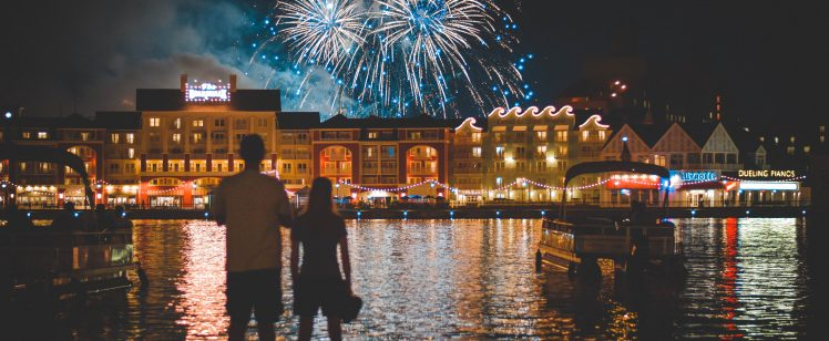 Firmenevent von G & B Feuerwerk